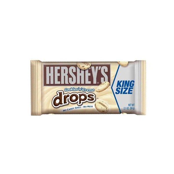 My Candy Shop - Hershey's Cookies and Cream Drops -59 Gr ...