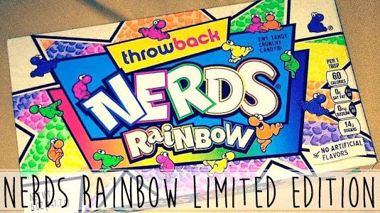 Nerds Throwback Edition limitée