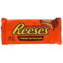 Reese's Cups x2 Chocolats Lait Et Beurre De Cacahuëtes - 42 Gr