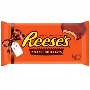 Reese's Cup XXXL Chocolat Et Beurre De Cacahuètes - 453 Gr