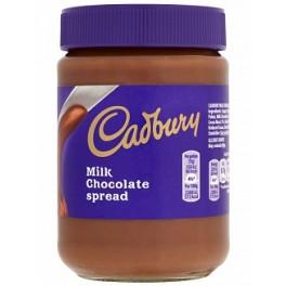 Pâte à tartiner Cadbury au chocolat - 400 Gr