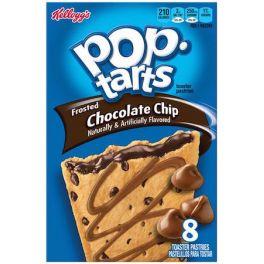 Kellog's Pop Tarts Choc Chip - 416 Gr
