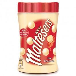 Préparation pour boisson au chocolat blanc au Maltesers - 200 Gr