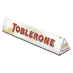 Toblerone Chocolat Blanc - 360 Gr