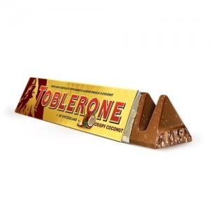 Toblerone Noix de Coco - 360 Gr