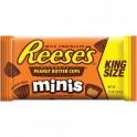 Reese's Mini Cups Chocolats Et Beurre De Cacahuetes - 70 Gr