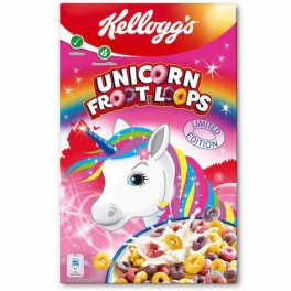 Kellog's Froot Loops  - 375 Gr - emballage abimé
