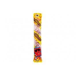 Millions tube de bonbons goût Cola 60 Gr