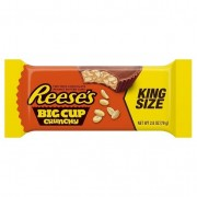 Reese's Big Cup Crunchy King Size - 79 Gr