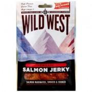 Wild West Salmon Jerky - saumon séchée recette chilli - 30 Gr