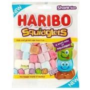 Haribo Squidglets - 140 Gr