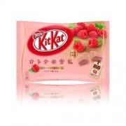 Kit Kat Framboise poche souple 140 Gr