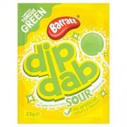Dip Dab sucette à dipper Pomme et citron - 23 Gr