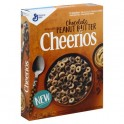 General Mills Cheerios Chocolat et Peanut Butter - 320 Gr