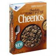 General Mills Cheerios Chocolat et Peanut Butter - 320 Gr