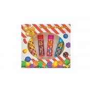 Pack de 4 Baume à lèvres Candy Crush 4 Gr