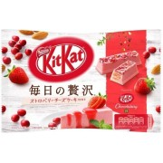 Kit Kat Luxury Cheesecake Fraise - 109 Gr