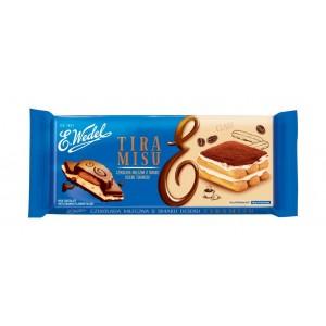 E Wedel Tiramisu Chocolate 290 Gr