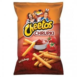 Cheetos Crisp ketchup 165 Gr