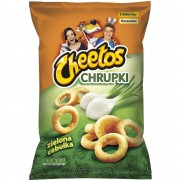 Cheetos Green Onion Snack 145 Gr