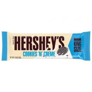 Hershey's Cookie'n Cream King Size 73 Gr