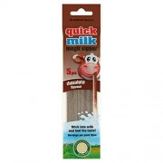 Quick Milk Magic Sipper - Paille magique goût chocolat 30 Gr