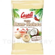 Casali Chocolat Rhum Coco 100 Gr