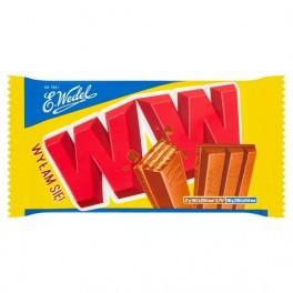 E.Wedel WW barre de chocolat 47 Gr