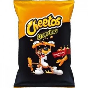 Cheetos Crunchos Sweet Chili 95 Gr