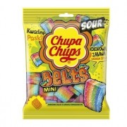 Chupa Chups Jellies Mini Belts 90 Gr