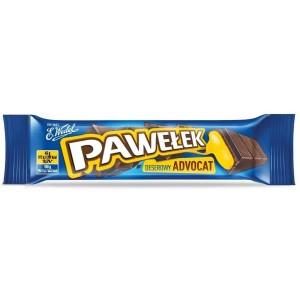 Wedel Pawelek barre de chocolat fourrée avocat 45 Gr