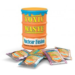 Toxic Waste Nuclear Fusion Bonbon Ultra Acide - 42 Gr