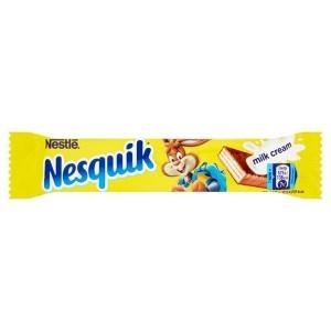 Barre de chocolat Nesquik 26 Gr