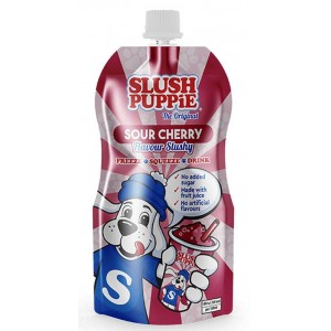 Slush Puppie Cerise acidulée - 250ml