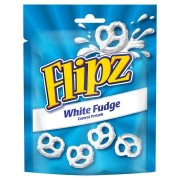 Flipz White Fudge Pretzel 90 Gr