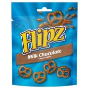 Flipz Milk Chocolate Pretzel 100 Gr