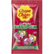 Chupa Chups Cotton Bubble Gum Cerise 11 Gr