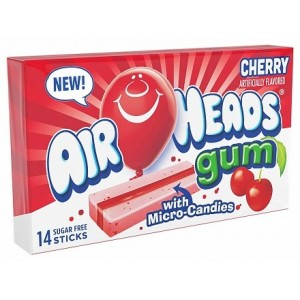 Chewing Gum Air Heads Cerise 33,6 Gr