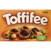 Coupelles Toffifee 100 Gr