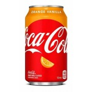 Coca Cola Orange Vanilla 355 ml