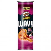Pringles Wavy Sweet & Tangy BBQ 137 Gr