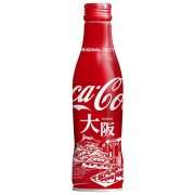Coca Cola Collector Osaka 250ml