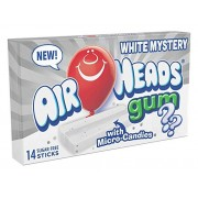 Chewing Gum Air Heads White Mystery 33,6 Gr