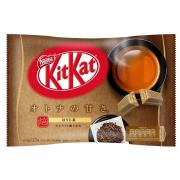 Kit Kat mini Hoji-Cha thé torréifié 139 Gr