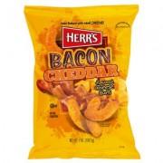 Herr's Bacon Cheddar 184 Gr
