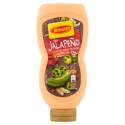 Sauce Mayonnaise Jalapeno 350ml