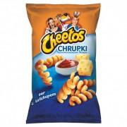 Cheetos Spirals Cheese and Ketchup 145 Gr