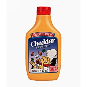 Sauce Cheddar Cheese Micro-ondable 440ml