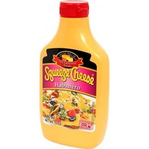 Sauce Cheddar micro-ondable Habanero 440ml