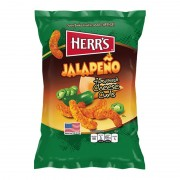 Herr's Jalapeno Cheese Curls 198 Gr